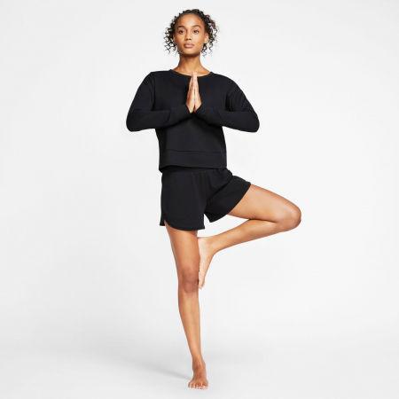 Dámske šortky - Nike YOGA SHORT W - 7
