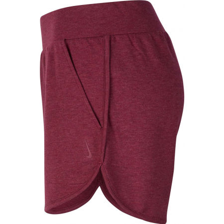 Women's shorts - Nike YOGA SHORT W - 2