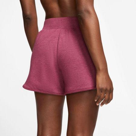 Women's shorts - Nike YOGA SHORT W - 5