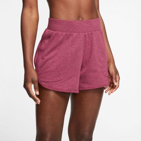 Women's shorts - Nike YOGA SHORT W - 4