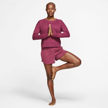 Women's shorts - Nike YOGA SHORT W - 7