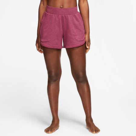 Women's shorts - Nike YOGA SHORT W - 8