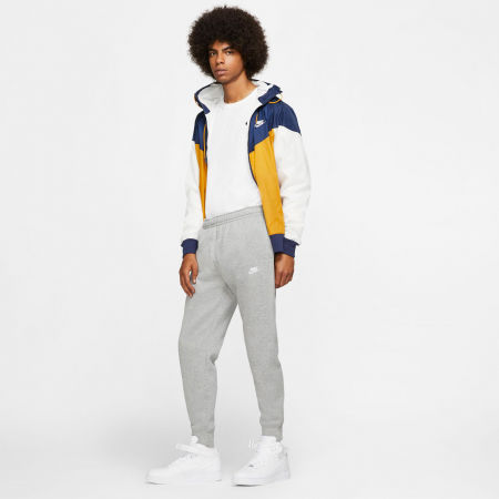 Men's running pants - Nike NSW CLUB JGGR BB M - 8