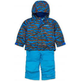 Columbia BUGA SET - Kids' winter set