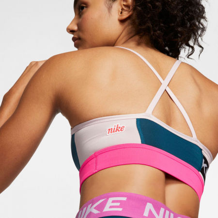 Dámská sportovní podprsenka - Nike ICNCLSH BRA LIGHT - 5