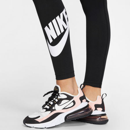 Women's tights - Nike NSW LEGASEE LGNG HW FUTURA W - 5