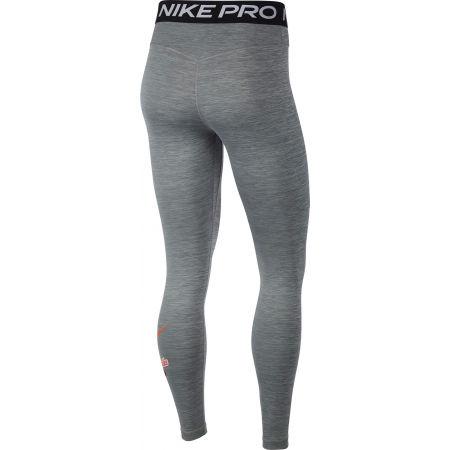Dámske legíny - Nike ONE TGHT ICNCLSH W - 2