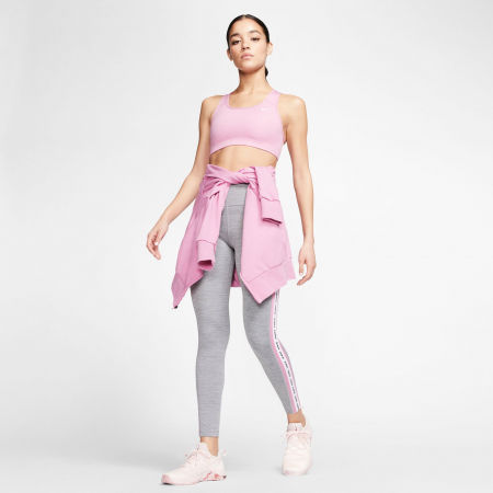 Women's tights - Nike ONE TGHT CROP NOVELTY W - 9