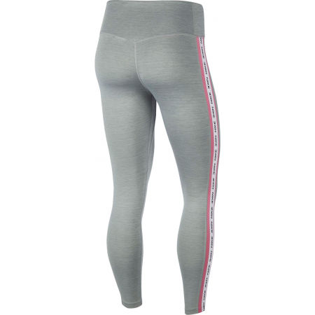 Women's tights - Nike ONE TGHT CROP NOVELTY W - 2