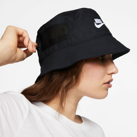 Women's hat - Nike NSW BUCKET FUTURA - 4