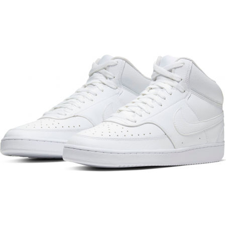 Men's ankle shoes - Nike COURT VISION MID - 3