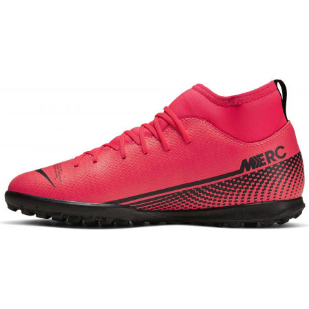 Kids' turf football shoes - Nike JR MERCURIAL SUPERFLY 7 CLUB TF - 2