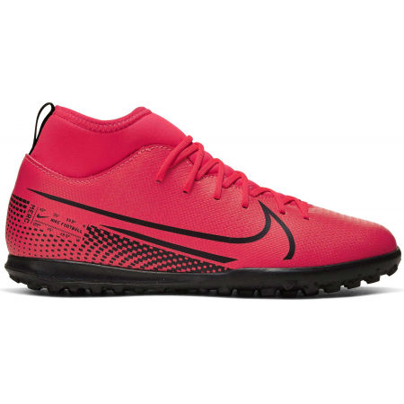 Kids' turf football shoes - Nike JR MERCURIAL SUPERFLY 7 CLUB TF - 1