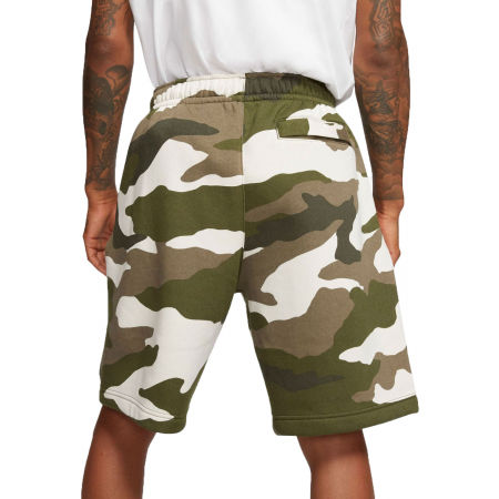 Men's shorts - Nike NSW CLUB SHORT BB CAMO M - 2