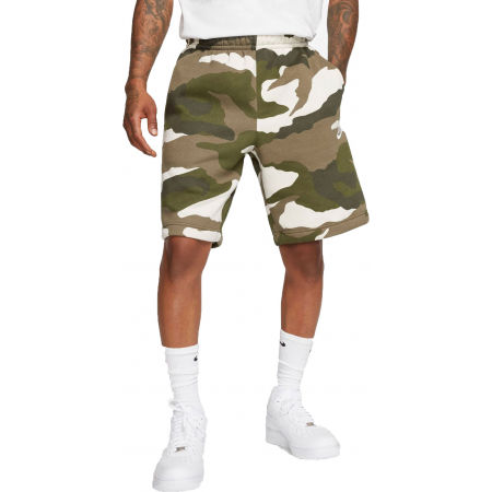Men's shorts - Nike NSW CLUB SHORT BB CAMO M - 3