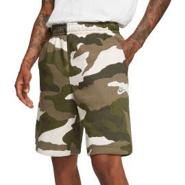 Nike NSW CLUB SHORT BB CAMO M - Pánske šortky
