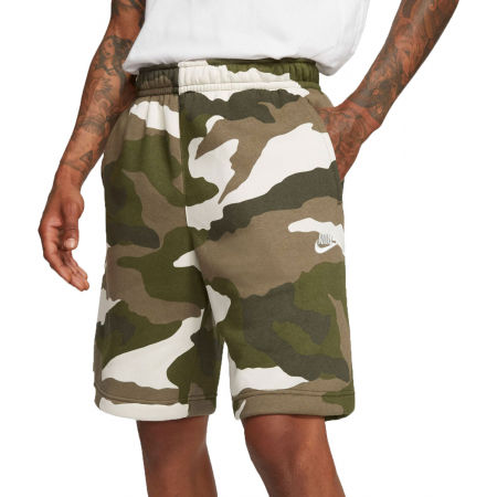 Men's shorts - Nike NSW CLUB SHORT BB CAMO M - 1