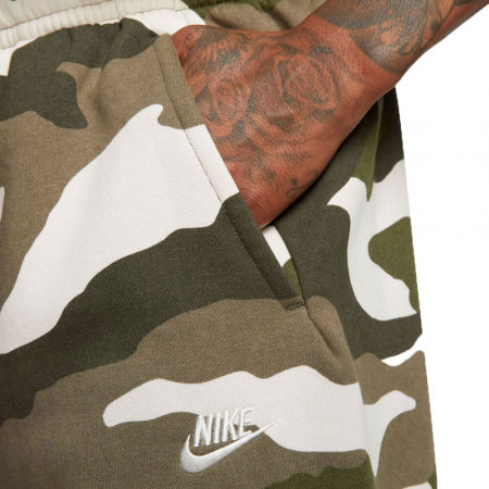 Men's shorts - Nike NSW CLUB SHORT BB CAMO M - 4