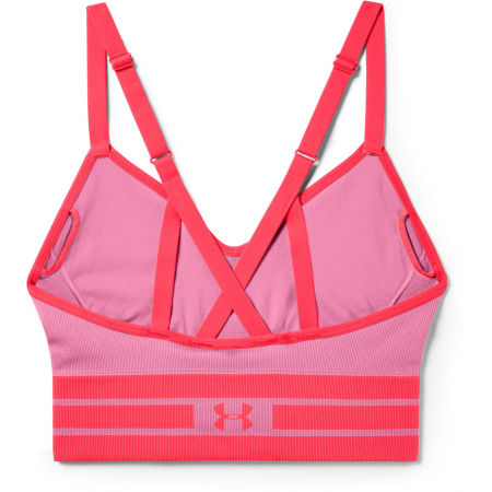 Дамско бюстие - Under Armour SEAMLESS LONGLINE BRA - 2
