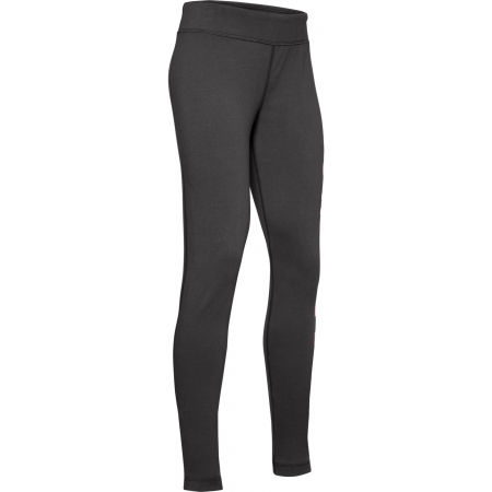 Under Armour SPORSTYLE BRANDED LEGGINGS - Dívčí legíny