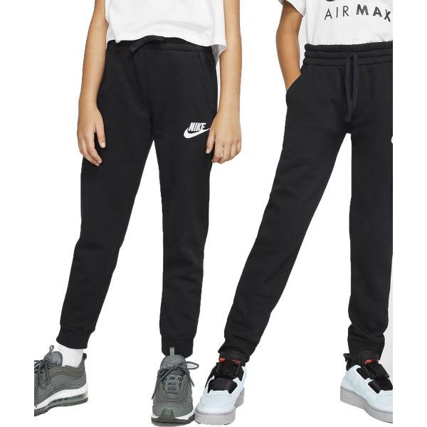 Nike NSW CLUB FLC JOGGER PANT B čierna XL - Chlapčenské tepláky