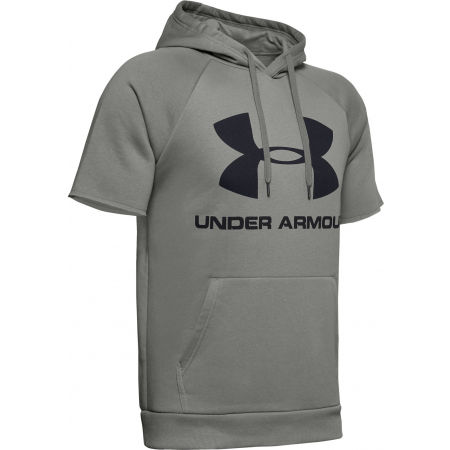 Men's sweatshirt - Under Armour RIVAL FLEECE LOGO SS - 4