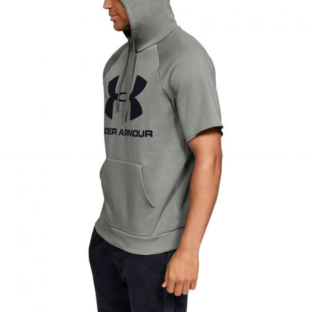 Herren Sweatshirt - Under Armour RIVAL FLEECE LOGO SS - 6
