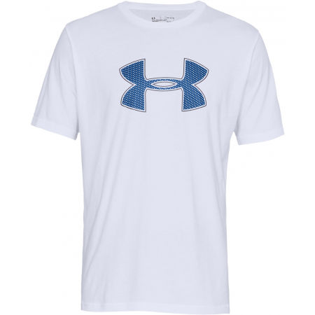 Herren Shirt - Under Armour BIG LOGO SS - 1