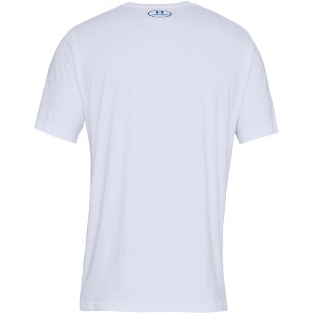 Men's T-shirt - Under Armour BIG LOGO SS - 2