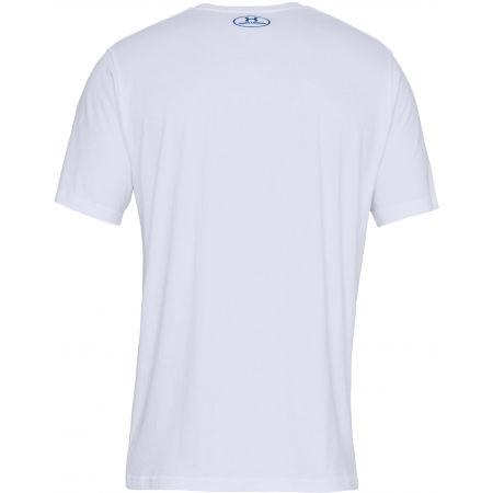 Мъжка тениска - Under Armour BIG LOGO SS - 2