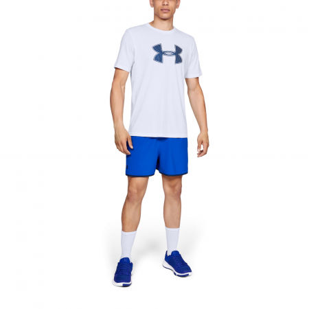 Herren Shirt - Under Armour BIG LOGO SS - 5