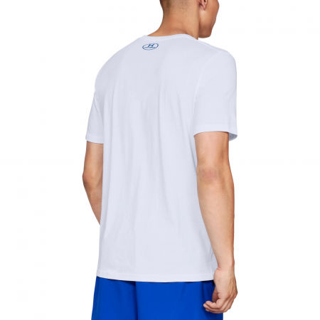 Men's T-shirt - Under Armour BIG LOGO SS - 4