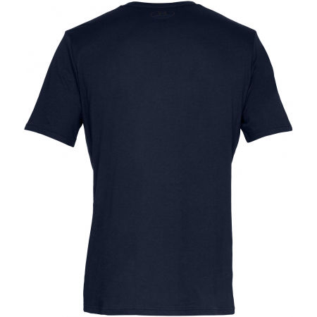 Pánske tričko - Under Armour BIG LOGO SS - 2
