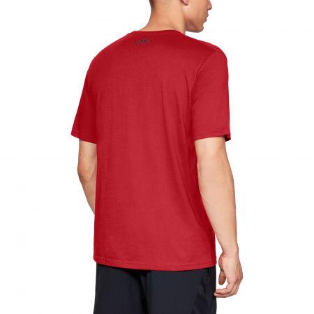 Men's T-shirt - Under Armour BIG LOGO SS - 4