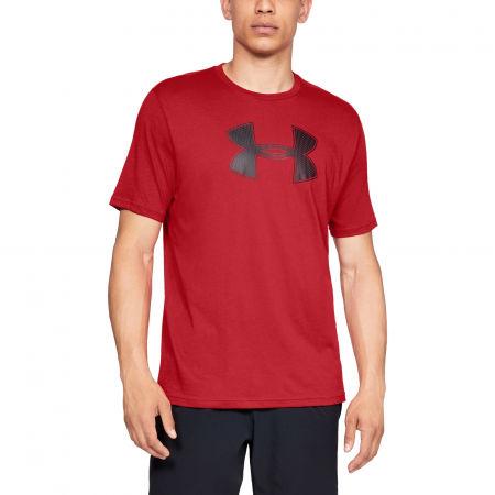 Men's T-shirt - Under Armour BIG LOGO SS - 3