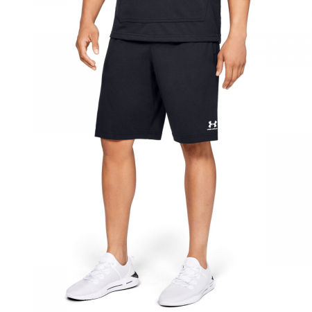 Pantaloni scurți bărbați - Under Armour COTTON LOGO SHORTS - 3