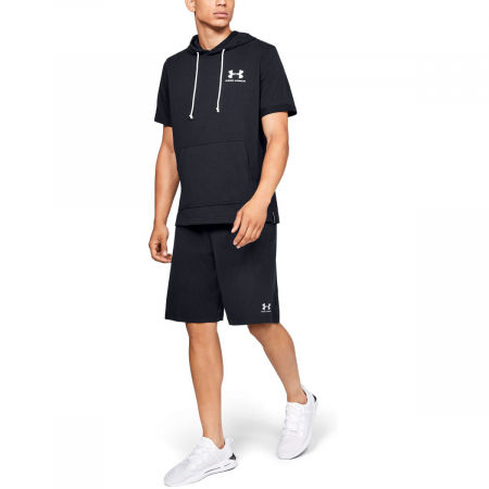 Pantaloni scurți bărbați - Under Armour COTTON LOGO SHORTS - 5