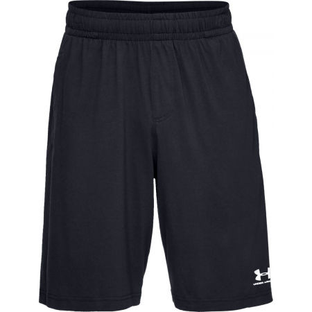 Under Armour COTTON LOGO SHORTS - Spodenki męskie