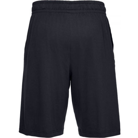 Pantaloni scurți bărbați - Under Armour COTTON LOGO SHORTS - 2
