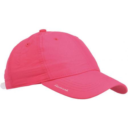 Finmark DĚTSKÁ LETNÍ ČEPICE - Letní dívčí baseballová čepice