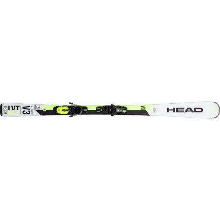 Lyžiarsky set - Head SHAPE V3 + PR 11 - 4