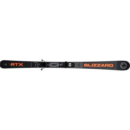 Мъжки ски - Blizzard RTX DARK + MARKER TLT 10 - 2
