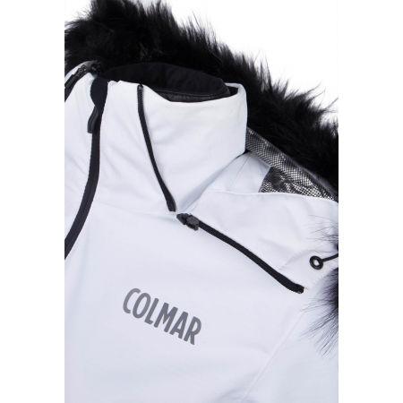 Dámská lyžařská bunda - Colmar L.SKI JACKET+FUR - 4