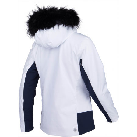 Dámská lyžařská bunda - Colmar L.SKI JACKET+FUR - 3