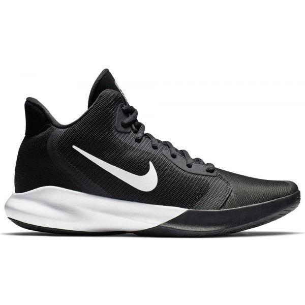 Nike PRECISION III czarny 14 - Obuwie do koszykówki męskie