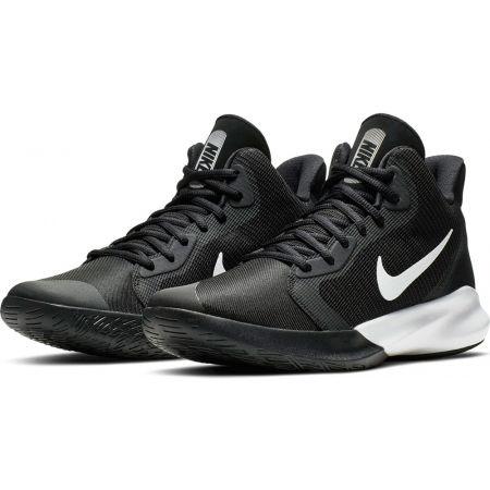 Pánska basketbalová obuv - Nike PRECISION III - 3