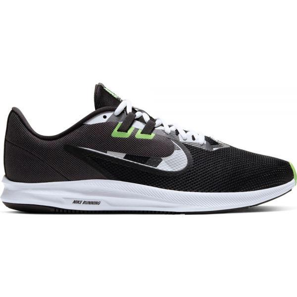 Nike DOWNSHIFTER 9 černá 12 - Pánská běžecká obuv