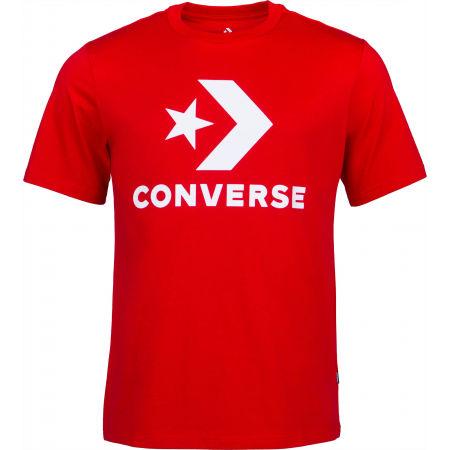 Pánské tričko - Converse STAR CHEVRON TEE - 2