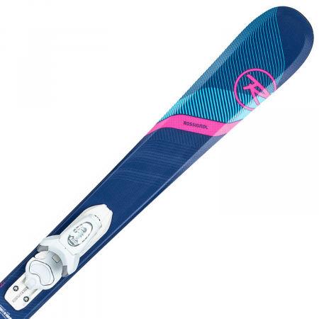 Rossignol EXPERIENCE W PRO KID-X + KID-X 4 B76 - Juniorské sjezdové lyže