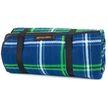 Spokey PICNIC TARTANA 180X150 - Picknickdecke